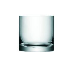 Glasvase oder Kerzenhalter COLUMN von LSA International, Höhe 12 cm