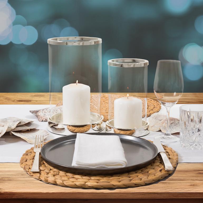 Tischset Soare Von Ikea Wasserhyazinthe Rund Dinner Stories