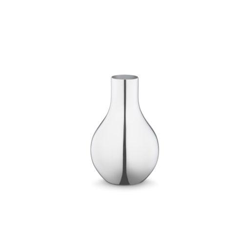 Vase CAFU aus Edelstahl, extra klein, von Georg Jensen
