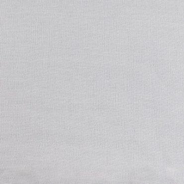 Stoffmuster Leinen Silbergrau, soft-washed