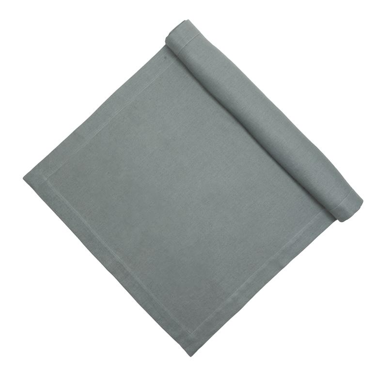 tischl ufer aus leinen in betongrau soft washed 60x250 300 cm. Black Bedroom Furniture Sets. Home Design Ideas