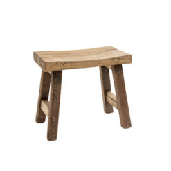 Original Home Holzbank, Natur, Holz recycelt, nachhaltige Produkte