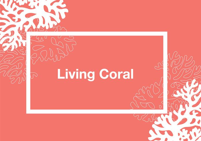 Pantone Farbe des Jahres Living Coral