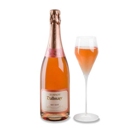 Champagner Dallmayr Brut Rose