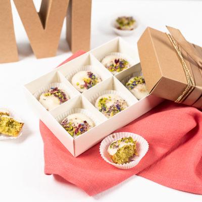 Liebeskuchen, Love Cake nach Otto Lenghi als Mini-Muffins