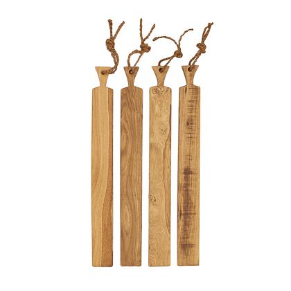 """Servierbrett """"Baguette"""" Holz mit Griff, Laura Living Style, Länge 90 cm"""