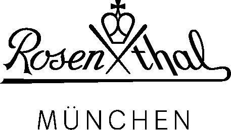 Logo Rosenthal München schwarz