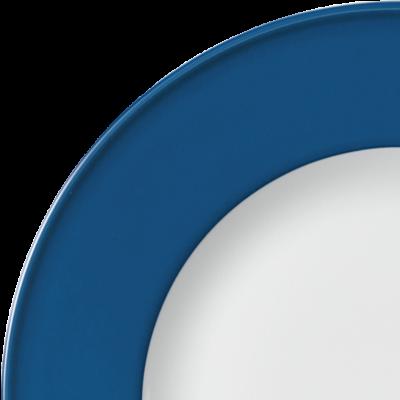 Dibbern Solid Color, Teller, Farbe: Pazifikblau