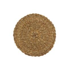 Tischset aus Seegras von Original Home, nachhaltig hergestellt, natürlich und dekorativ
